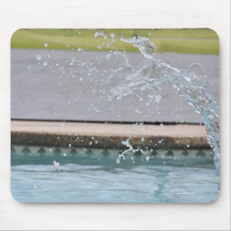 Water splash wave Mousepad