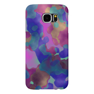 Water Spots in Pastel Samsung Galaxy S6 Cases