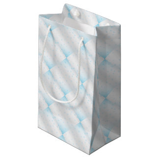 Water Spots On Glass Small Gift Bag