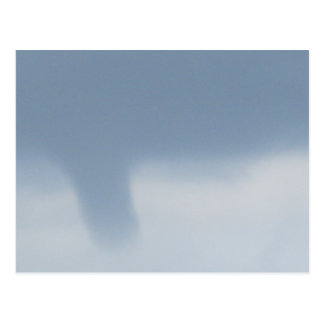 Water Spout on the Caribbean--Isla Mujeres, Mexico Postcard