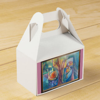 Water Stream Favour Box