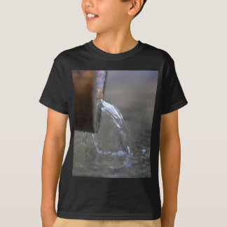 Water stream on  a well T-Shirt