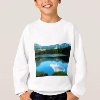 Water Summer Glow Reflection Sweatshirt