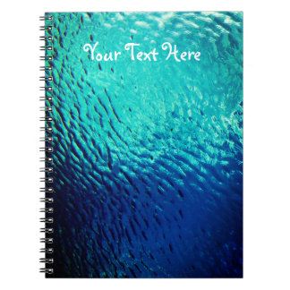 Water Surface From Below Notebooks