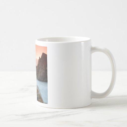 Water Surreal Sundown South Africa Coffee Mug