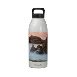 Water Surreal Sundown South Africa Drinking Bottles