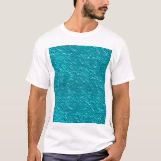 Water Texture Aesthetic T-Shirt