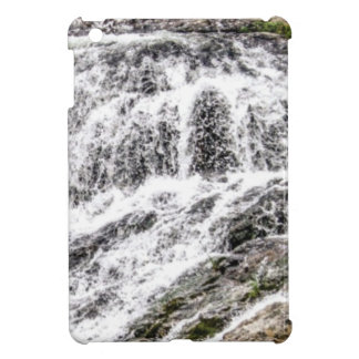 water texture scene iPad mini cases
