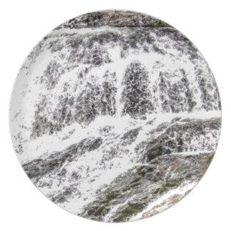 water texture scene plate