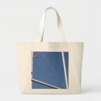 Water tower jumbo tote bag