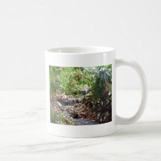 Water travel basic white mug