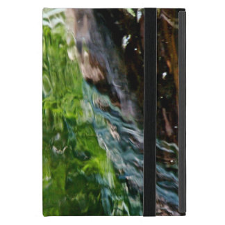 WATER TRICKS ABSTRACT DESIGN COVER FOR iPad MINI