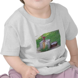 water well t-shirts