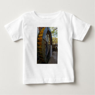 Water Wheel Dawt Mill Baby T-Shirt