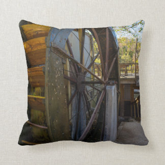 Water Wheel Dawt Mill Cushion