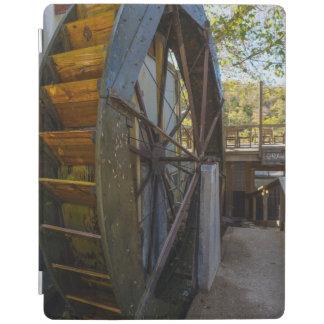 Water Wheel Dawt Mill iPad Cover