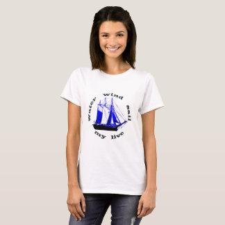 Water Wind Sail T-Shirt