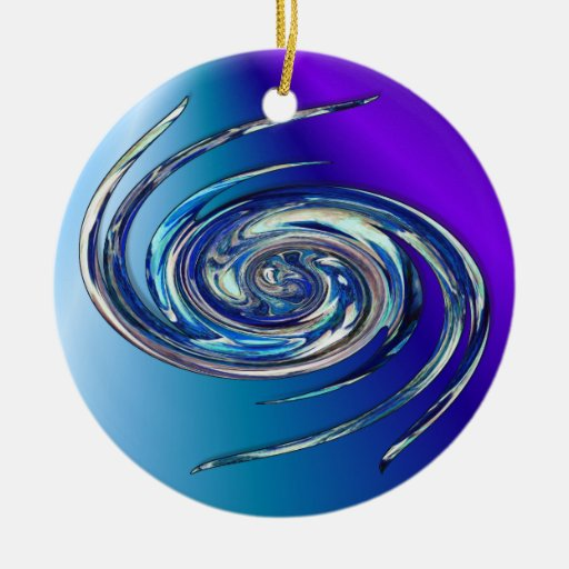 Water Witch Christmas Ornament