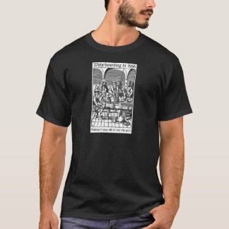 Waterboarding in 1556 T-Shirt
