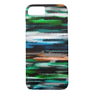 Watercolor Abstract Background #2 iPhone 7 Case