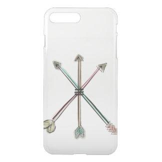 Watercolor Arrows iPhone Case