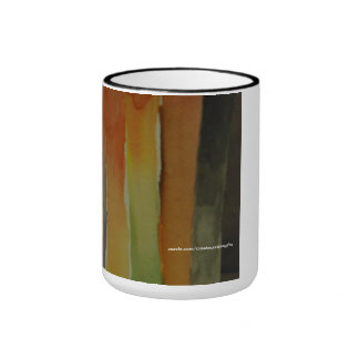 Watercolor Art Coffee Mug