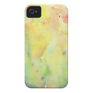 Watercolor autumn Woodland iPhone 4 Case-Mate Case