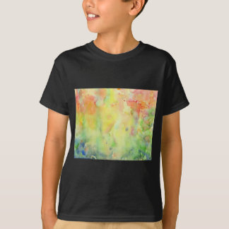 Watercolor autumn Woodland T-Shirt