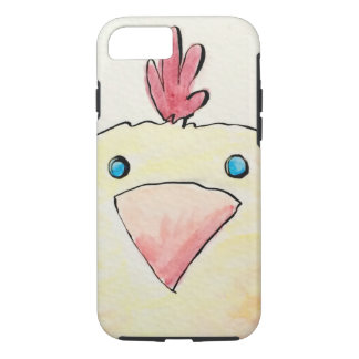Watercolor Baby Chick iPhone 7 Case