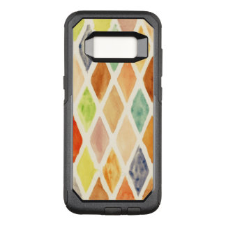 Watercolor background OtterBox commuter samsung galaxy s8 case