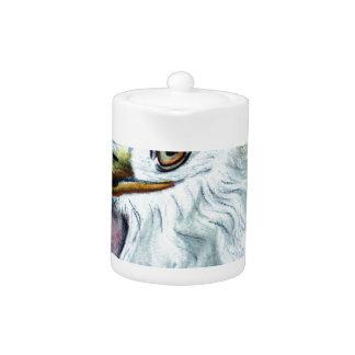 Watercolor Bald Eagle