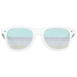 Watercolor Beach Sunglasses