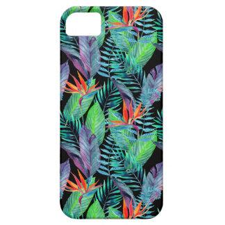 Watercolor Bird Of Paradise iPhone 5 Case