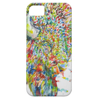 watercolor BISON .2 Barely There iPhone 5 Case