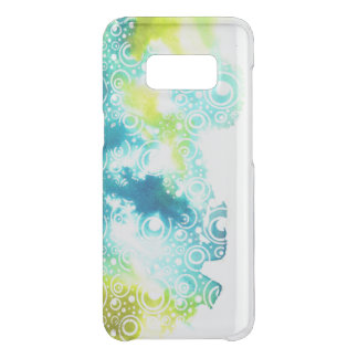 Watercolor Bubble Uncommon Samsung Galaxy S8 Case