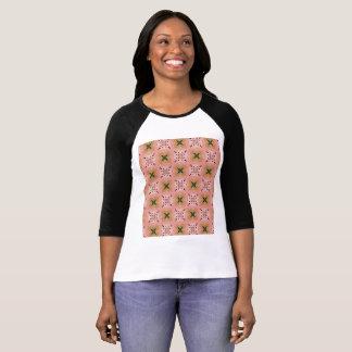 Watercolor burst design pattern T-Shirt
