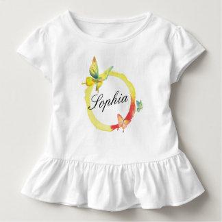 Watercolor Butterflies Toddler T-Shirt
