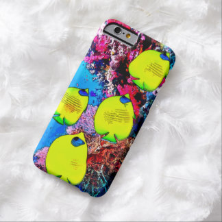Watercolor Butterfly Fish iPhone 6 Case