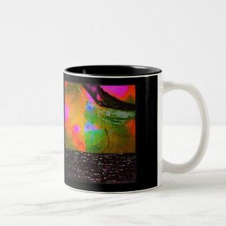 Watercolor By Day Mug