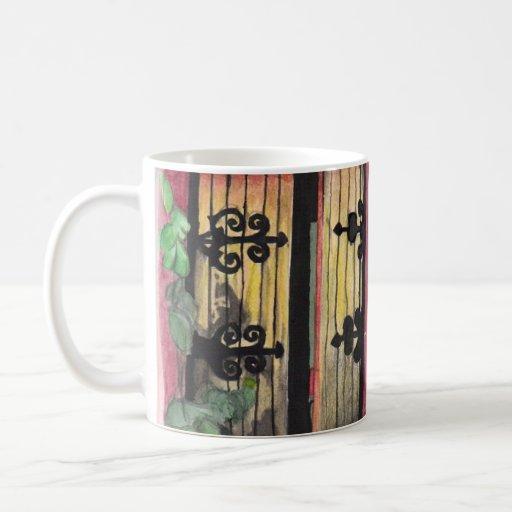 Watercolor Campus Coffee Mugs