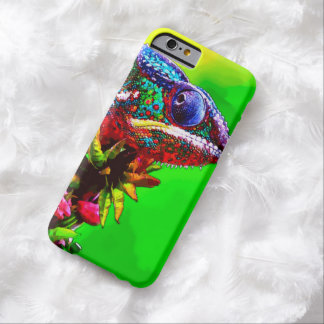 Watercolor Chameleon iPhone 6 Case