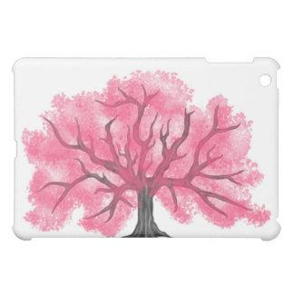 Watercolor Cherry Blossom Tree  iPad Mini Cover