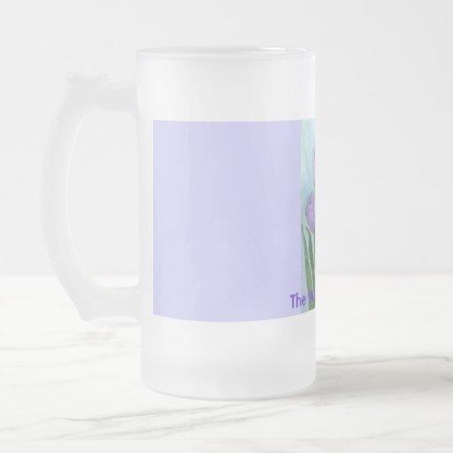 Watercolor Crocuses Coffee Mugs
