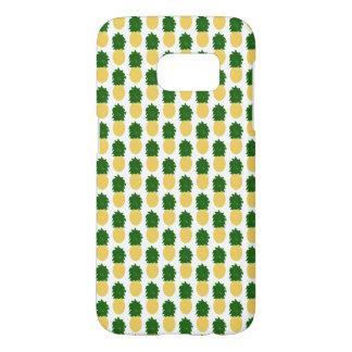 Watercolor Digital Pineapple Design
