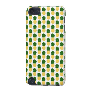 Watercolor Digital Pineapple Design iPod Touch 5G Cases