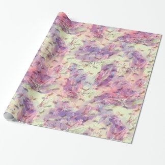 Watercolor Dragonflies Gift Wrap Paper