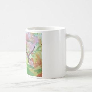 Watercolor Dragonflies mug