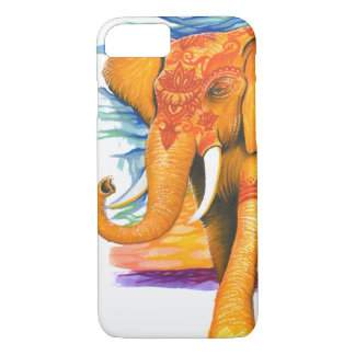 Watercolor Elephant - Iphone 8/7 Case