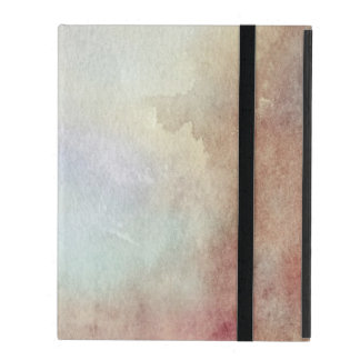 Watercolor Fall Background iPad Case