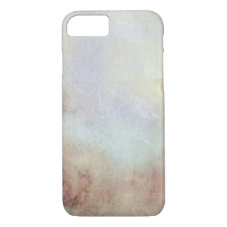 Watercolor Fall Background iPhone 7 Case